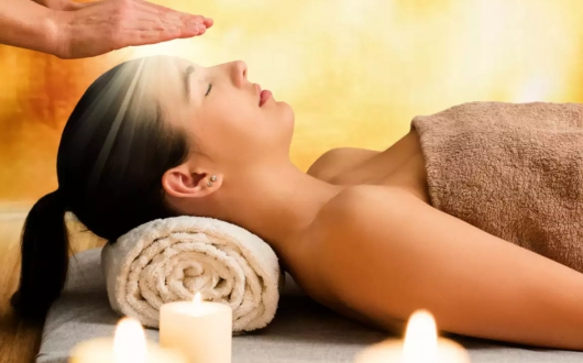 spiritual healing technique
