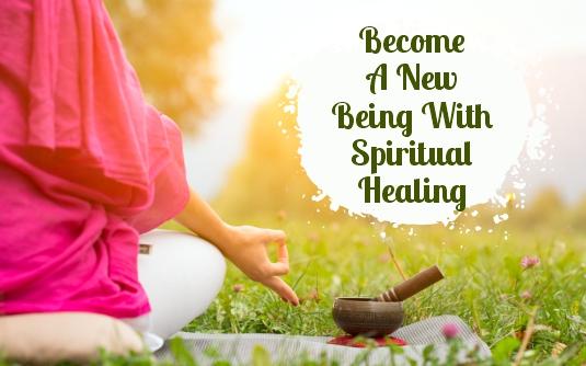 Spiritual healing Retreat India