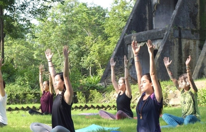 Registered Yoga Schools