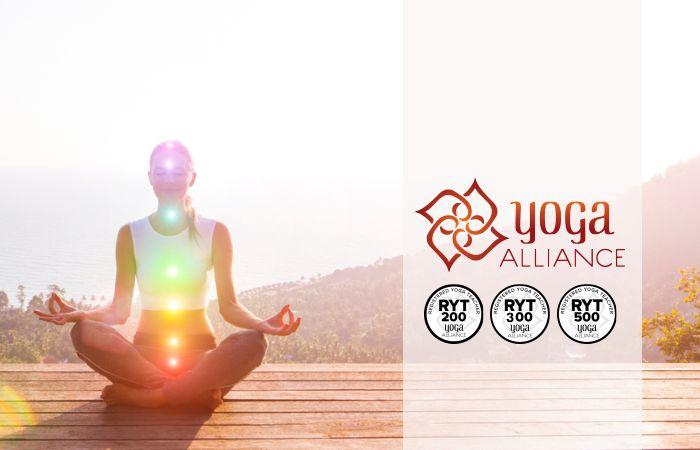 Get Yoga Alliance Certification