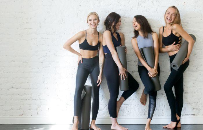 practice yoga asanas