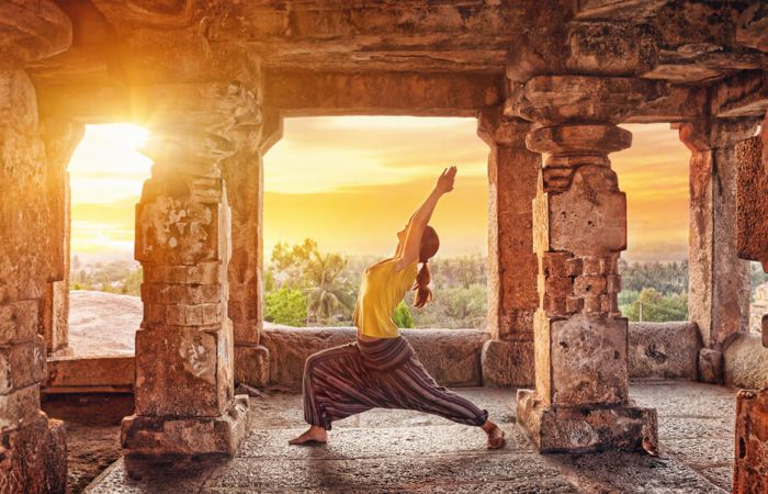 The Best Yoga Retreat In India
