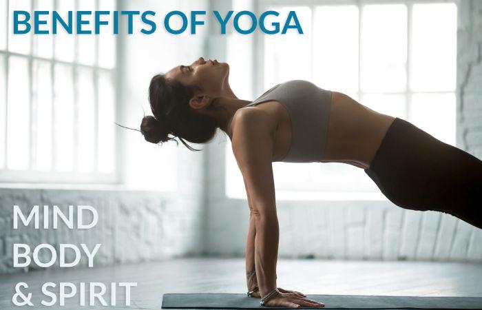 Yoga Benefits