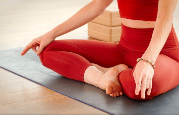 Yoga Mudra Practice