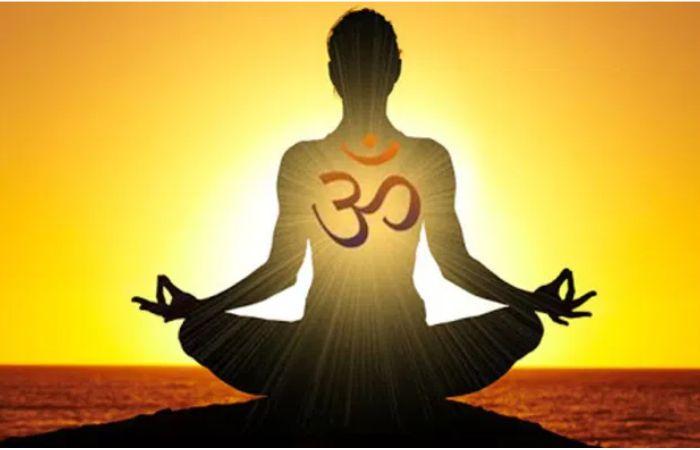 Yoga mantra Chanting