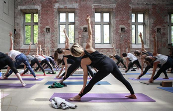 Jivamukti Yoga Classes
